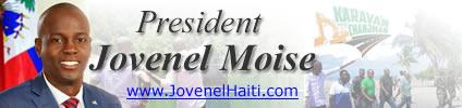 President Jovenel Moise