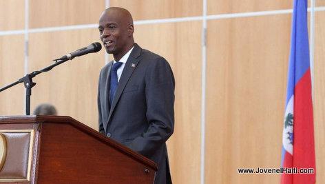 PHOTO: Haiti - President Jovenel rencontre les Maires