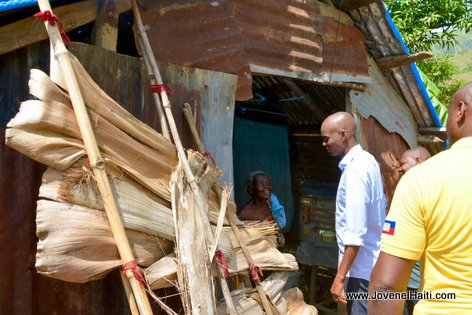 President Jovenel Moise: It is not normal for the Haitian people to continue living in this condition
