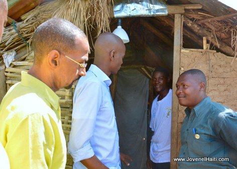 Haiti President Jovenel Moise construct 600 new homes in Seville, Tiburon, Haiti