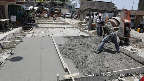President Jovenel Moise: We will pave every street in the city of Okap (Cap-Haitien)