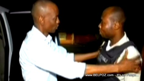 Haiti President Jovenel Moise walking the streets of Port-au-Prince after gas price protests (VIDEO)