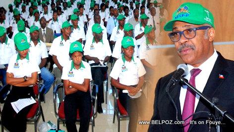 Le retour du Service d'hygiène public en Haiti - PM Jack Guy Lafontant
