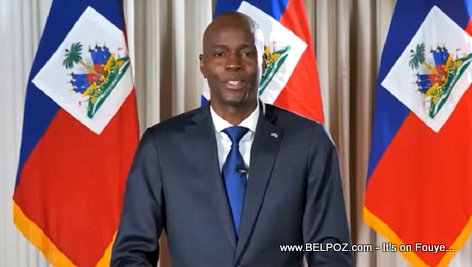 Haiti - Back To School 2018, President Jovenel Moise addresses the Nation (VIDEO)