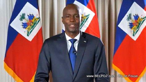 Haiti - Back To School 2018, President Jovenel Moise addresses the Nation (VIDEO)