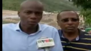 VIDEO: Haiti - President Jovenel Moise pale sou dosye tax 10,000 goud la