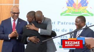 VIDEO: Haiti - Parcours president Jovenel Moise soti 25 pou rive 30 Septanm 2017